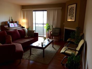 LA apartment (slightly less tiny)