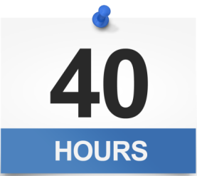 40hrs